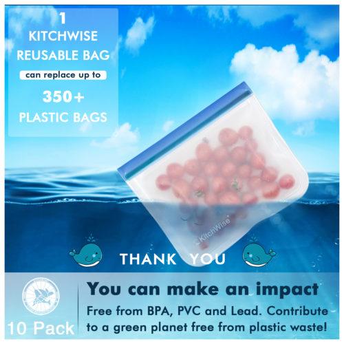 塑料保鲜袋,大海