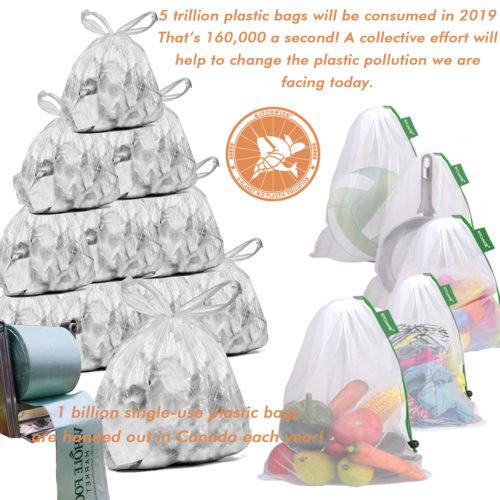 塑料袋和网布袋(1)